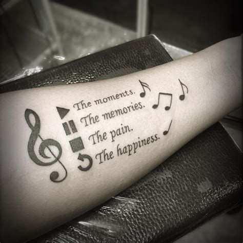 unique music tattoo designs 25 best ideas about tattoos on