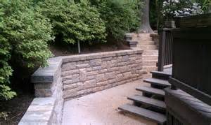 retaining wall prices how much does a retaining wall cost in northern virginia