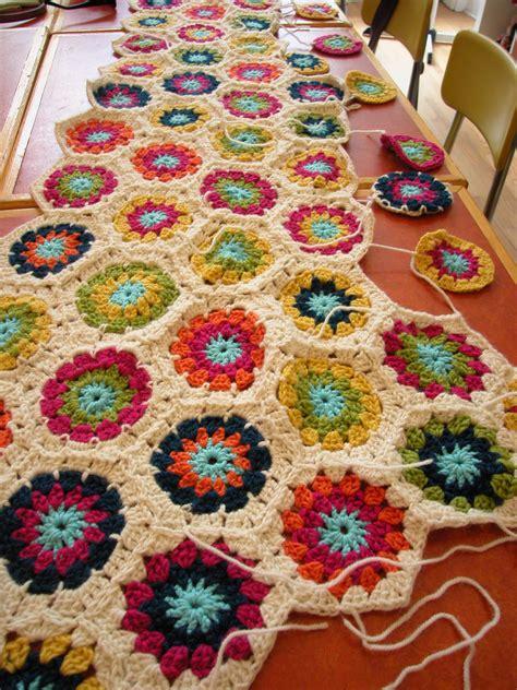 crochet blanket class the knit cafe