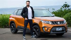Suzuki Auto Review 2016 Suzuki Vitara Rt S Review Road Test Carsguide