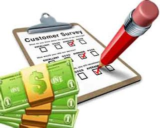 Take Surveys Online For Money - huge list of real companies that pay you to take surveys and product tests make