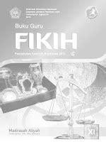 Buku Fiqih Kelas 10, 11, 12 Kurikulum 2013 Madrasah Aliyah