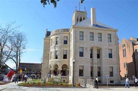 Comal County Court Records Comal County Historic Courthouse Tour