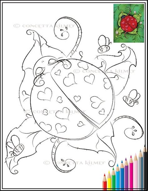 coloring pages packet pdf 19 best lady bugs images on pinterest coloring sheets