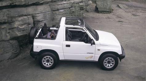 Small Suzuki 4x4 Suzuki Vitara Is Back New Small Suv Bound For Show