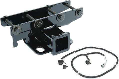 Jeep Hitch Receiver Smittybilt Factory Style 2 Quot Receiver Hitch Kit For 07 16