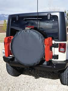 Gas Can For Jeep Wrangler 1108 4wd 21 2011 Jeep Wrangler Jk Sleeper Jerry Cans Rear