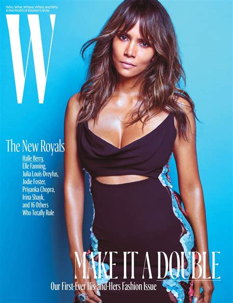 2015 w magazine cover october halle berry w magazine october 2016 cover