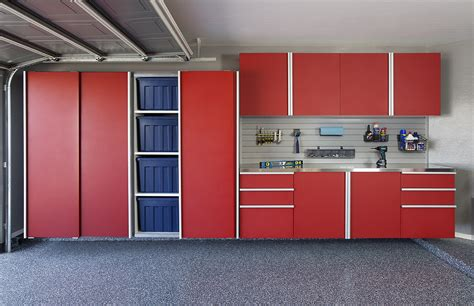 garage door cabinets garage organization ideas storage systems photo gallery