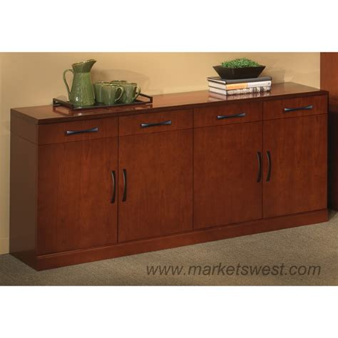 Executive Cabinet by Sorrento Executive Buffet Cabinet