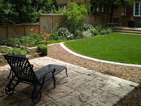 Backyard Landscape Ideas by Lawn Amp Garden Small Backyard Patio Ideas1 Back Yard