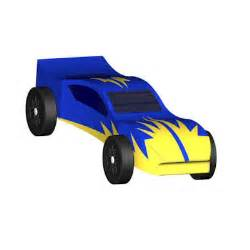 pinewood derby design the flash