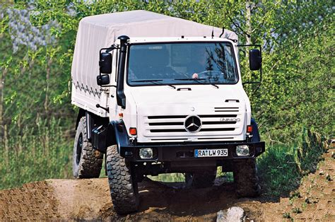 mercedes truck the mercedes benz unimog truck trend legends photo