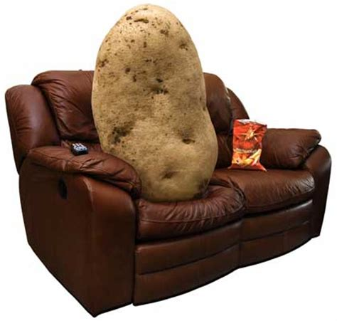 couch potati couch potatoes are in training