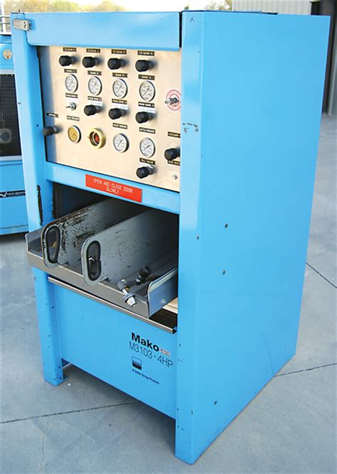 mako compressors 3 position fill station model scfs3