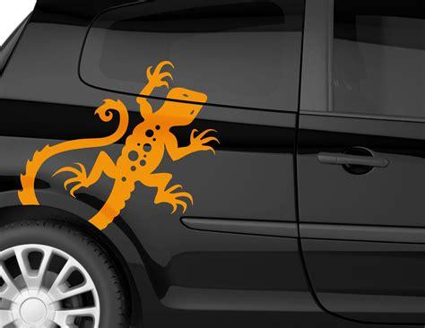 Autoaufkleber Set by Autoaufkleber Fire Salamander Set