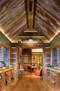 mine style rustic mountain lodge rustic other