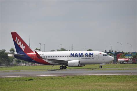 Email Nam Air | nam air resmikan rute jakarta banyuwangi hari ini info
