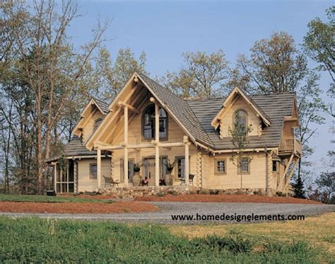 home design elements llc log home traditional exterior other metro by home