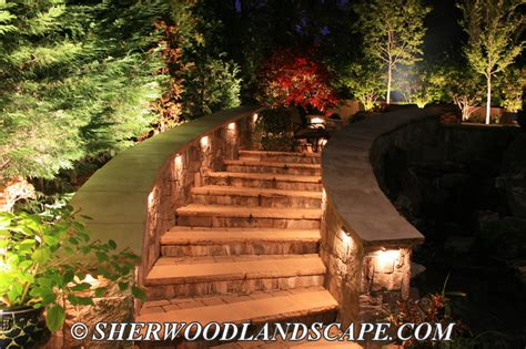 Outdoor Lighting Company Outdoor Lighting For Steps And Walkways Michigan Outdoor Lighting Company