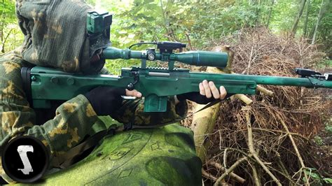 best snipers top 5 airsoft sniper rifles which one is worth your money