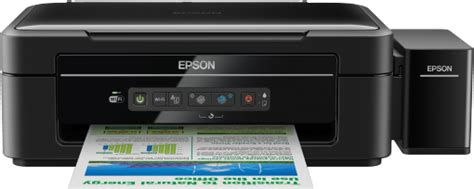 Printer Epson L360 3in1 Termasuk Tinta 1set spesifikasi printer epson terbaru l310 l360 dan l365 printer heroes