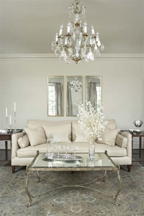 mirror in living room arteriors nikita mirror french living room linda