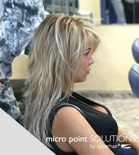hair that comes to a point micro point accents genesis hair replacement
