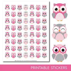printable stickers of animals 1000 ideas about owl templates on pinterest owl