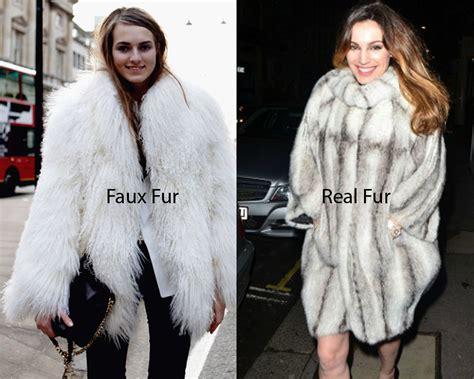 hair vs fur faux fur vs real fur ilookwar