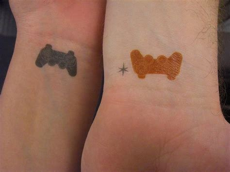 nerdy couples tattoos 25 best nerdy couples tattoos images on cool