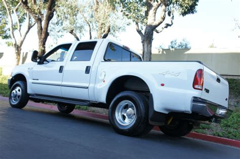 short bed dually 1ftww33f7yed38813 crew cab short bed dually 7 3l power
