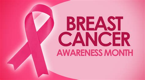 October Is Breast Cancer Awareness Month 2 by October Is Breast Cancer Awareness Month The Church