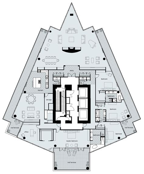 luxury penthouse floor plans luxury penthouse floor plans floor plan fanatic