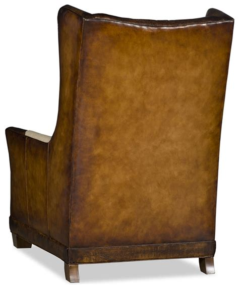 gator leather sofa club armchair with gator embossed leather