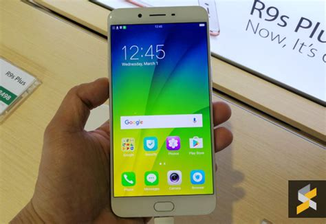 Hp Oppo P1 the oppo r9s plus has landed in malaysia soyacincau