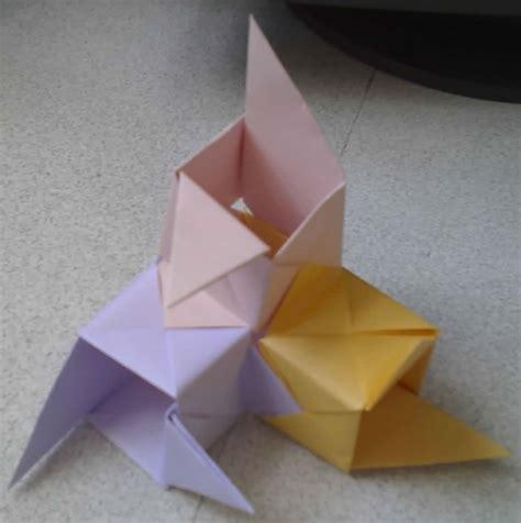 origami org uk origami fractals