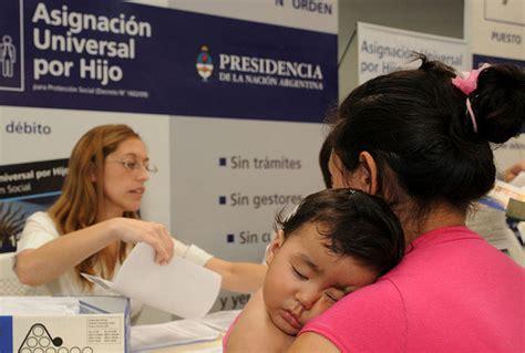 libreta para asignacion por hijo asignaci 243 n universal por hijo para protecci 243 n social