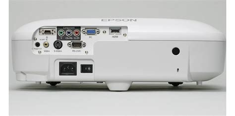 Projector Epson Hdmi epson s emp tw1000 3lcd 1080p projector with hdmi 1 3