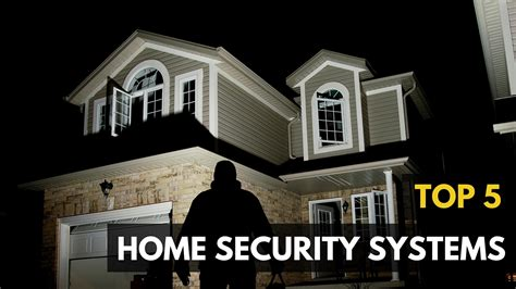 best home security systems of 2018