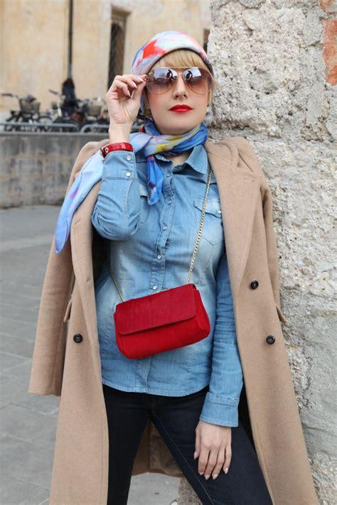 foulard in testa style corner come indossare il foulard thechilicool