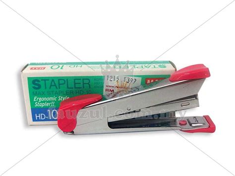 Staples Max Hd 10 Staples max stapler hd 10 fauzul enterprise