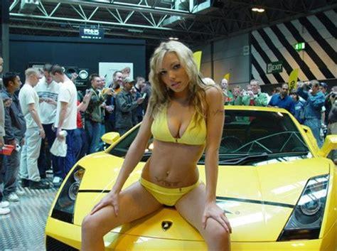 Hot Chicks, Hot Cars   Gallery   eBaum's World