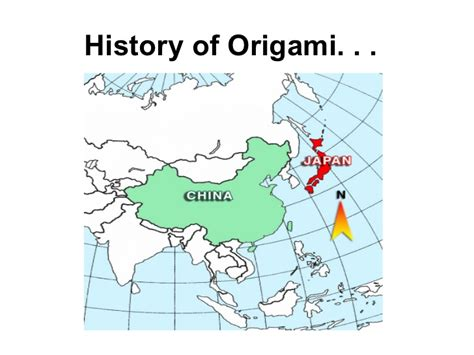 History Origami - history of origami for history of origami from past t