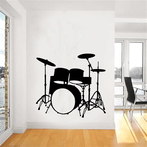music wall decor online buy wholesale drums art from china drums art