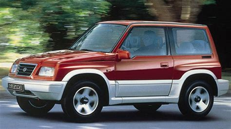 Suzuki Vitara 1998 1995 1998 Suzuki Vitara Suv Used Car Review The Nrma
