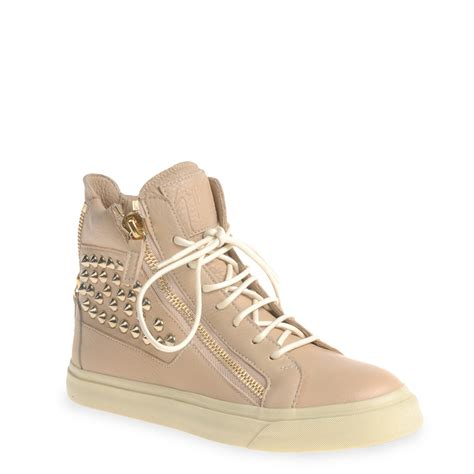womans high top sneakers giuseppe zanotti high top sneakers in