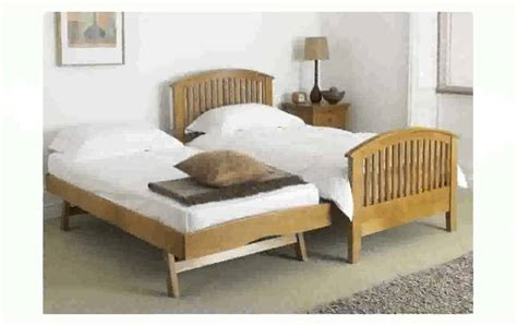 Pop Up Trundle Bed Frame Futon And Trundle Bed