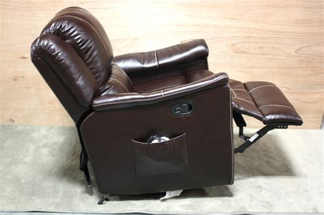 Glider Recliners For Sale Rv Furniture Swivel Glider Recliner Jaleco Chocolate