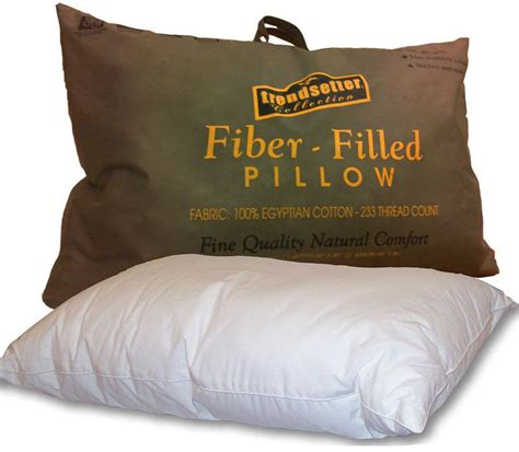 Fiber Filled Pillows by Hospitality Linens Supplier